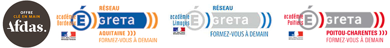 OFFRE CLE EN MAIN AFDAS - SECURITE / Réseau GRETA Aquitaine Limousin Poitou Charentes